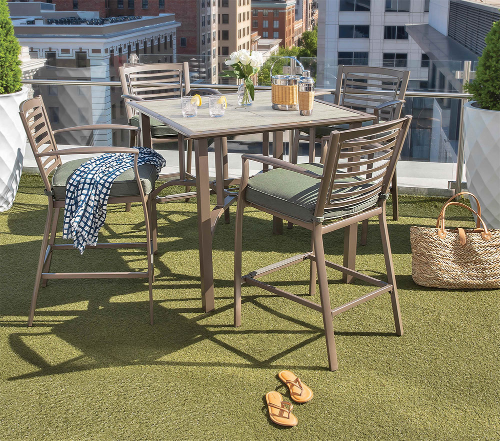 Agio outdoor furniture collection