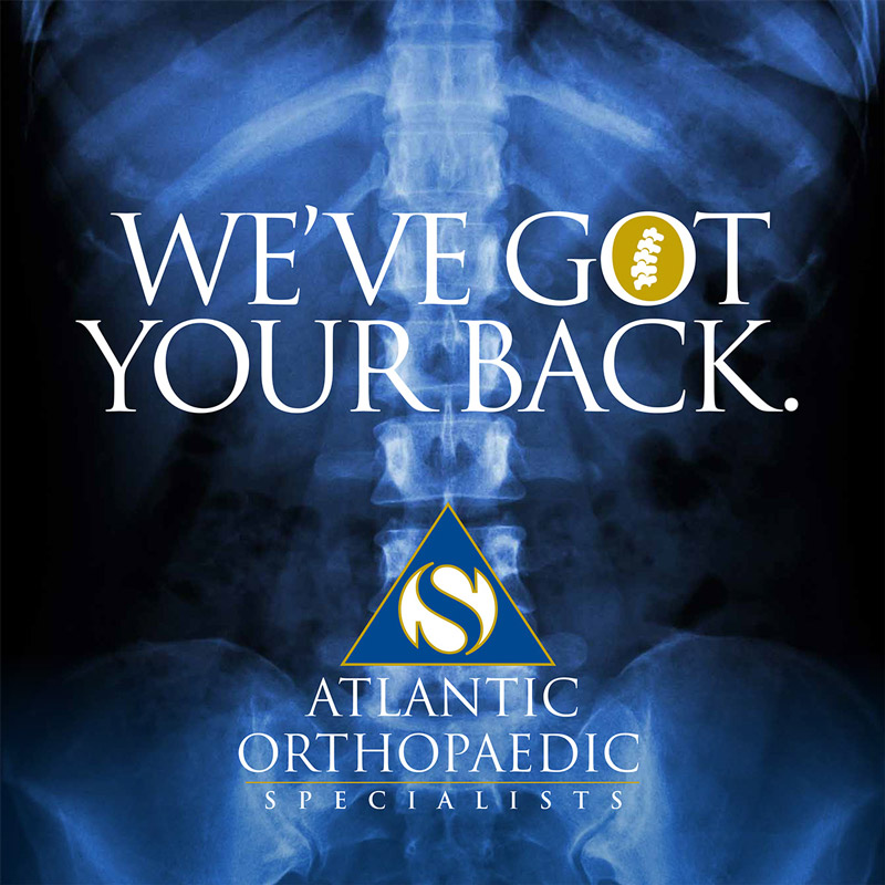 Atlantic Orthopaedic Specialists | O'Brien et al  Advertising