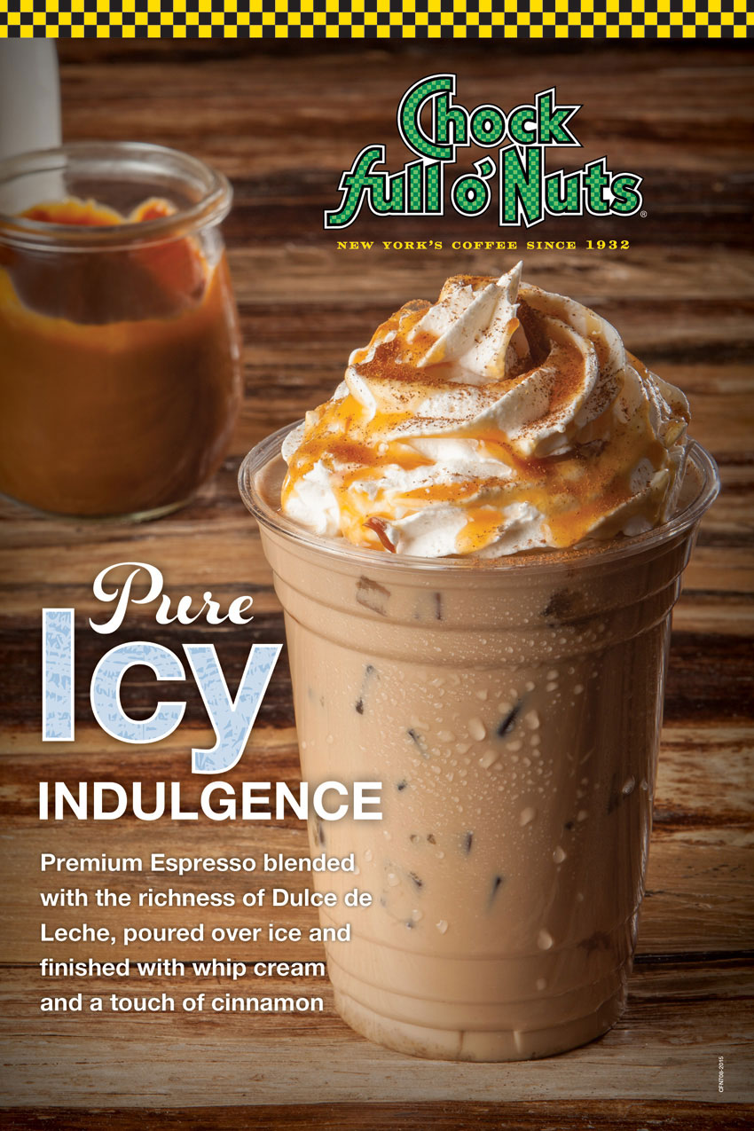 Chock Pure Icy Indulgence poster