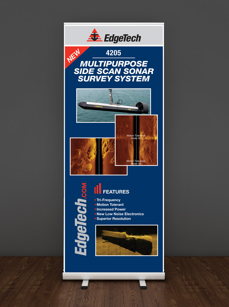 EdgeTech Trade Show Banners