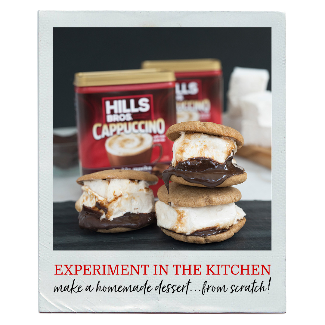Hills Bros Cappuccino 12 Weeks of Summer Social Campaign