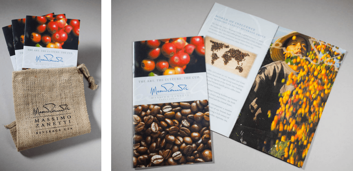Massimo Zanetti Beverage corporate brochure