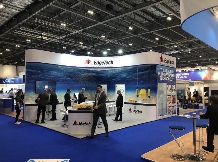 EdgeTech tradeshow