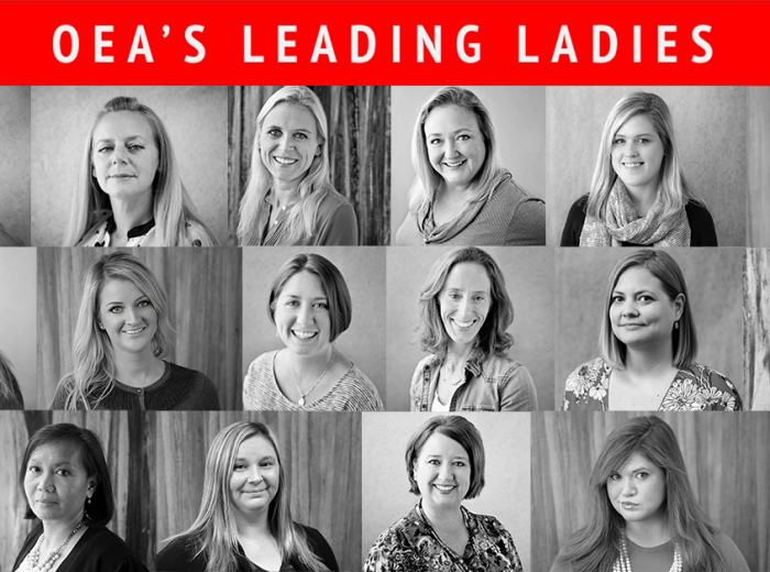 OEA leading ladies