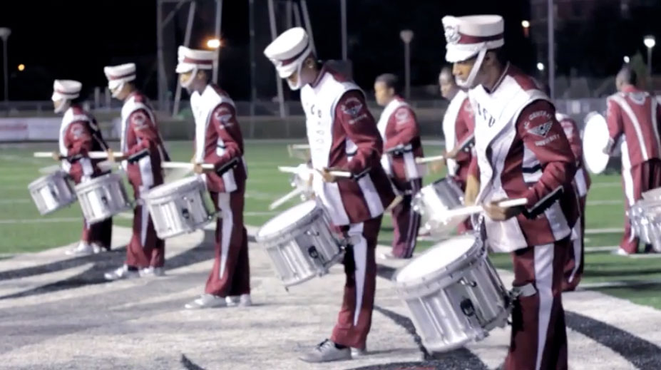 NCCU marching sound Machine