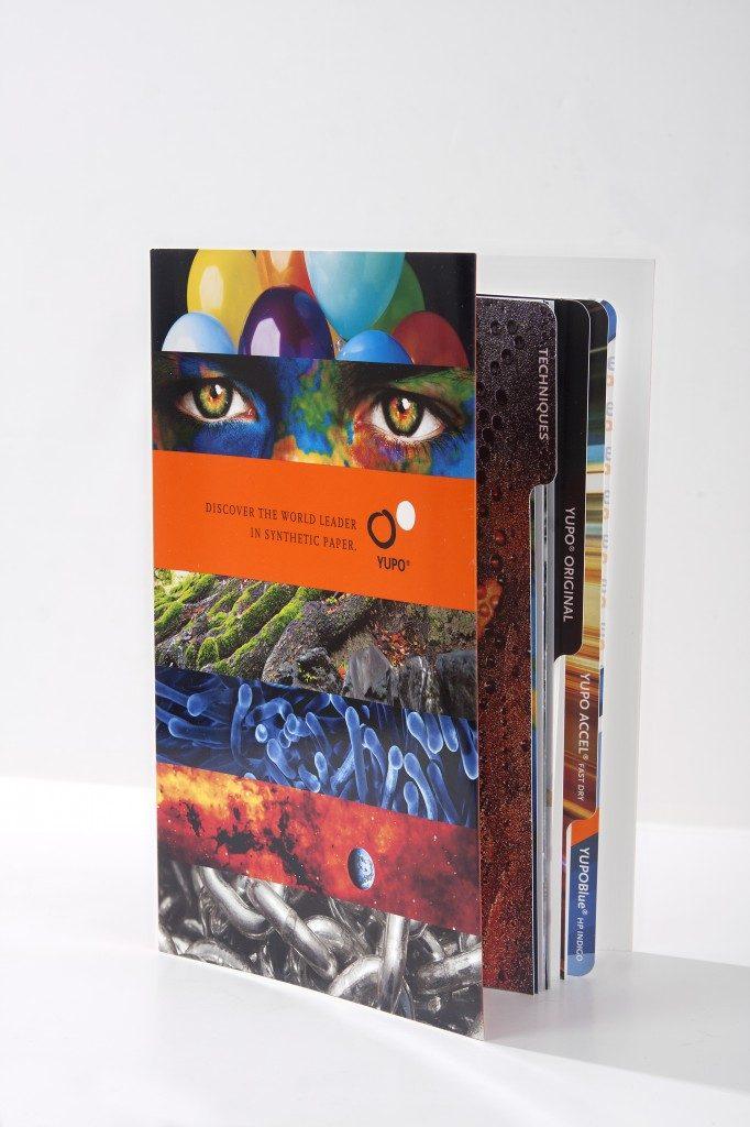 Yupo Swatch Book