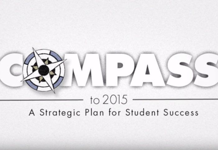 Compass to 2015 A strategic plan for student success