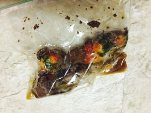 grossest food left in fridge