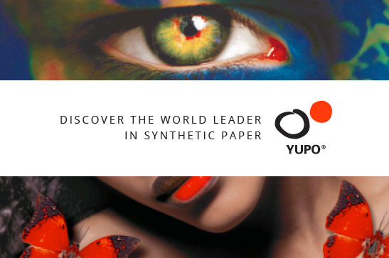Discover the world leader in synthetic paper - Yupo