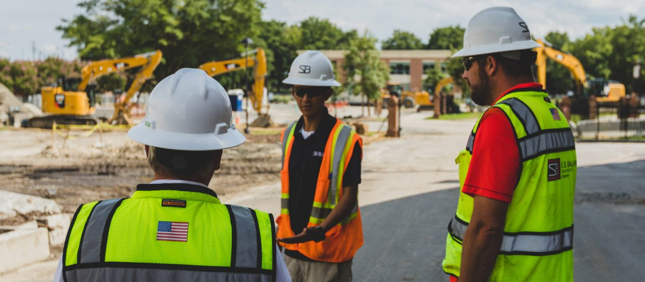 SB Ballard Construction Company